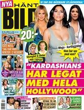 Hänt Bild (ruotsi) kansi