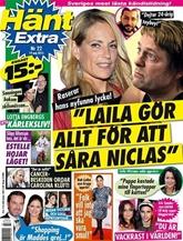 Hänt Extra (ruotsi) kansi