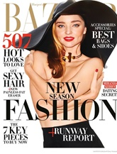 Harper´s Bazaar (US Edition) kansi