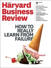 Harvard Business Review kansi