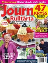 Hemmets Journal (ruotsi) kansi