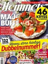 Hemmets Veckotidning (ruotsi) kansi