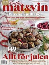 Lantliv Mat & Vin (ruotsi) kansi