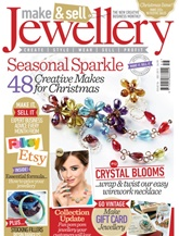 Make & Sell Jewellery Magazine kansi