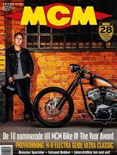 MCM (ruotsi) kansi