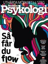 Modern Psykologi (ruotsi) kansi