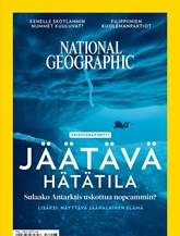 National Geographic Suomi kansi