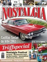 Nostalgia (ruotsi) kansi