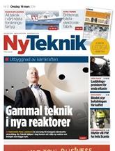 Ny Teknik (ruotsi) kansi