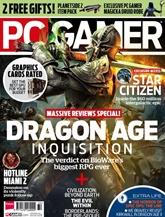 PC Gamer (ruotsi) kansi