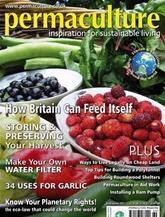 Permaculture Magazine kansi