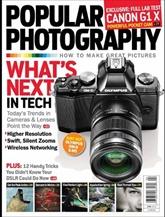 Popular Photography kansi