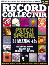 Record Collector kansi