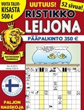 Ristikko-Leijona kansi