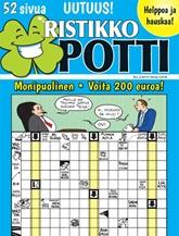 Ristikko-Potti kansi