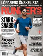 Runners World (ruotsi) kansi