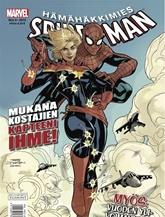 Spider-Man SUOMI kansi