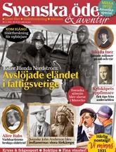 Svenska Öden & Äventyr (ruotsi) kansi