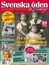 Svenska Öden & Äventyr kansi