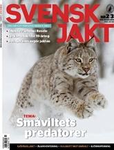 Svensk Jakt & Svensk Jakt Nyheter kansi