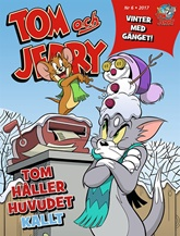 Tom och Jerry (ruotsi) kansi