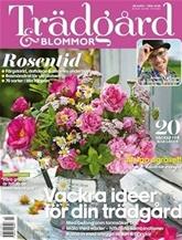Trädgård & Blommor (ruotsi) kansi