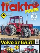 Traktor Power (ruotsi) kansi