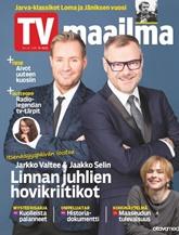TV-maailma kansi