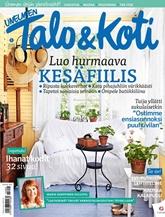 Unelmien Talo&Koti kansi
