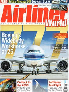 Airliner World kansi
