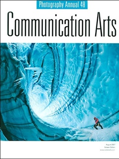 Communication Arts Magazine kansi