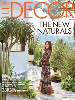 Elle Decor (US Edition) kansi