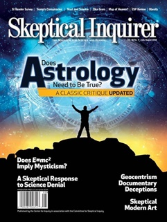 Skeptical Inquirer kansi