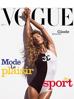 Vogue (French Edition) kansi