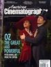 American Cinematographer Magazine kansi
