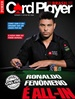 Card Player Magazine kansi