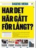 Dagens Media (ruotsi) kansi