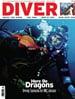 Diver Magazine kansi