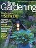 Fine Gardening kansi
