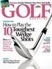 Golf Magazine kansi