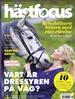 Hästfocus (ruotsi) kansi
