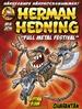 Herman Hedning (ruotsi) kansi