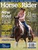 Horse & Rider kansi