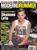 Modern Drummer Magazine kansi