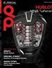 Qp Magazine kansi