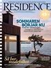 Residence (ruotsi) kansi