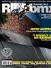 Ride Bmx Magazine kansi
