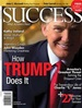 Success Magazine kansi