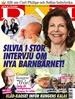 Svensk Damtidning (ruotsi) kansi
