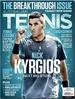 Tennis Magazine kansi